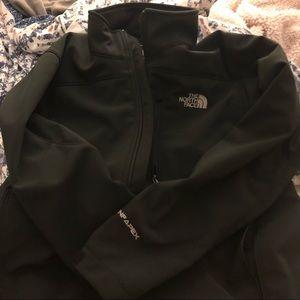 Men's The North Face Apex black jacket Medium